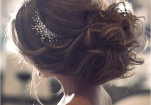 Urban Wedding Hairstyles 36 Messy Wedding Hair Updos for A Gorgeous Rustic Country