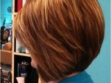 V Bob Haircut Shaggy Short Bob Hairstyles 2015 Back View