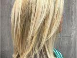 V Cut Blonde Hair 60 Fun and Flattering Medium Hairstyles for Women