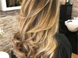 V Cut Blonde Hair 80 Cute Layered Hairstyles and Cuts for Long Hair In 2019