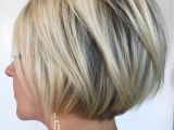V Cut Blonde Hair 90 Classy and Simple Short Hairstyles for Women Over 50 In 2018
