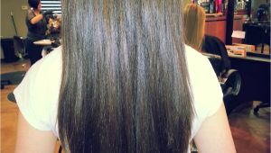 V Haircut Diy Long V Haircut but with A Few Layers Hair Pinterest