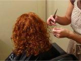V Shaped Haircut Curly Hair How to Cut Curly Hair Youtube Hair Tutorial