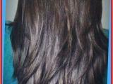 V Shaped Haircut Curly Hair Long Layered V Cut Haircuts Front View Google Search