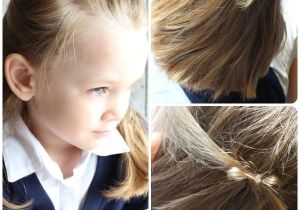 Very Easy Hairstyles for Girls 10 Fast & Easy Hairstyles for Little Girls Everyone Can Do