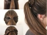 Very Easy Hairstyles for Girls Latest Simple Hairstyle for Girls Very Simple Hair Designs
