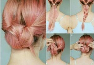 Very Easy Hairstyles for Medium Hair 60 Easy Updos for Medium Length Hair