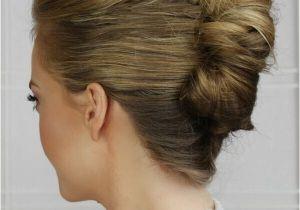 Very Easy Updo Hairstyles 20 Easy Updo Hairstyles for Medium Hair Pretty Designs