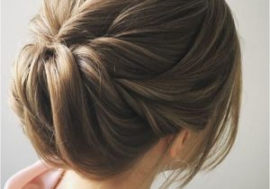 Very Easy Updo Hairstyles Easy and Pretty Chignon Buns Hairstyles You'll Love to Try