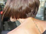 Victoria Beckham Bob Haircut Back View Back View Of Short Bob Haircuts