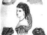 Victorian Hairstyles Bangs 194 Best Hair Styles 1800s Images
