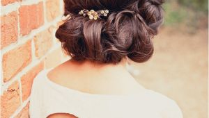 Vintage Hairstyles for Weddings 16 Romantic Wedding Hairstyles for 2016 2017 Brides