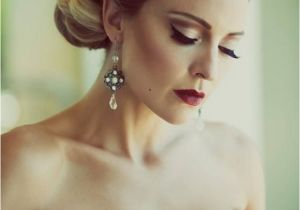 Vintage Wedding Hairstyles for Medium Length Hair 16 Seriously Chic Vintage Wedding Hairstyles