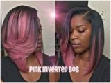 Weave Bob Hairstyles Youtube 111 Best Weave Techniques Images
