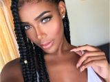 Weave Braids Hairstyles Pictures Unique Big Braid Styles with Weave Big Box Braids
