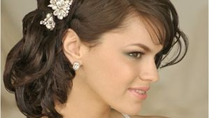 Wedding Hairstyle for Shoulder Length Hair Shoulder Length Hairstyles