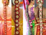 Wedding Hairstyle for south Indian Bride 40 Beautiful south Indian Wedding Hairstyles Indian