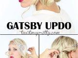 Wedding Hairstyles 1920s Era 2 Gorgeous Gatsby Hairstyles for Halloween or A Wedding
