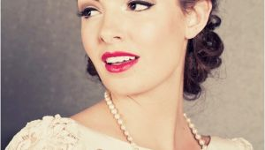 Wedding Hairstyles 1950s 10 Vintage Wedding Hair Styles Inspiration for A 1920s