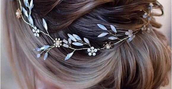 Wedding Hairstyles 2019 Pinterest 60 Wedding Hairstyle Ideas for the Bride 2019 2020 Page 58 Of 61