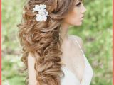 Wedding Hairstyles 2019 Short Hair 14 Lovely Hairstyles for Curly Hair for Wedding