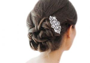 Wedding Hairstyles Art Deco Amazon Ever Faith Art Deco Wave Bridal Hair Side B Clear