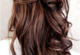 Wedding Hairstyles Brunette 55 Stunning Half Up Half Down Hairstyles Prom Hair