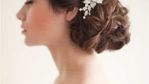 Wedding Hairstyles Buns to the Side Best 25 Bridal Side Bun Ideas On Pinterest