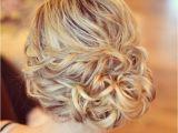 Wedding Hairstyles Buns to the Side Wedding Hair Bride Side Bun Curls Plaits Bridesmaid Guest