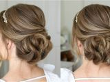 Wedding Hairstyles Buns Videos Simple formal Updo Missy Sue Hair Pinterest