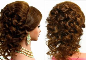 Wedding Hairstyles Curled Awesome Curly Wedding Hairstyles
