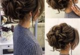 Wedding Hairstyles Curled Pin Von Larissa Dell Auf Haar Ideen