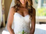Wedding Hairstyles Curly Hair Veil 20 Wavy Wedding Hairstyles Ideas Wedding Hairstyles