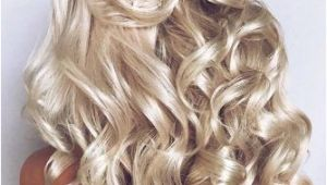 Wedding Hairstyles Down Straight 33 Oh so Perfect Curly Wedding Hairstyles Wedding