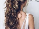 Wedding Hairstyles Down Straight 6191 Best Wedding Hairstyles Images In 2019