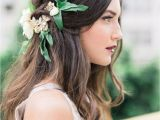 Wedding Hairstyles Down with Headband 15 Beautiful and Adorable Half Up Half Down Wedding Hairstyles Ideas