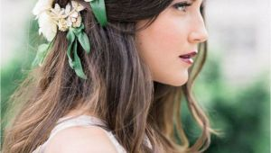 Wedding Hairstyles Down with Headband 15 Beautiful and Adorable Half Up Half Down Wedding Hairstyles Ideas