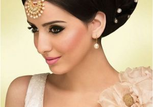 Wedding Hairstyles Essex Indian Bridal Updo Wedding Hairstyles In 2018