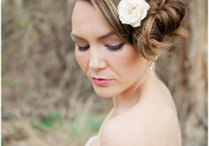 Wedding Hairstyles Essex Romantic Lavender and Lace Wedding Inspiration