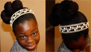 Wedding Hairstyles for Black Kids Black Kids Wedding Hairstyles