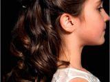 Wedding Hairstyles for Junior Bridesmaids Junior Bridesmaid Hairstyles On Pinterest