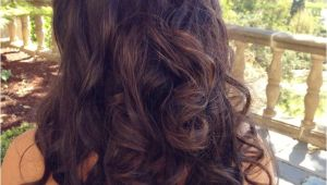 Wedding Hairstyles for Long Curly Hair Half Up Half Down Cute Prom Hairstyles Half Up Half Down for Long Hair