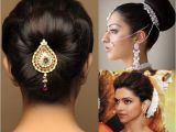 Wedding Hairstyles for Long Hair Buns 10 Indian Bridal Hairstyles for Long Hair