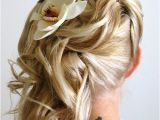 Wedding Hairstyles for Long Hair Off to the Side 40 Gorgeous Wedding Hairstyles for Long Hair