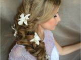 Wedding Hairstyles for Long Hair Off to the Side Side Swept Wedding Hairstyles to Inspire Mon Cheri Bridals