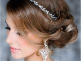 Wedding Hairstyles for Long Hair with Headband Low Bun Wedding Hairstyles Chignon with Headband