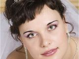 Wedding Hairstyles for Medium Length Hair with Bangs Beautiful Wedding Hairstyles for Medium Length Hair with Bangs