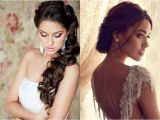 Wedding Hairstyles for Oval Faces Bridal Hairstyles for Oval Face Shapes Hairstyles