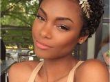 Wedding Hairstyles for Short Hair Black Women 37 Wedding Hairstyles for Black Women to Drool Over 2017
