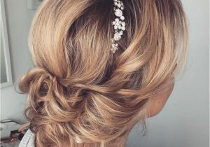 Wedding Hairstyles for Shoulder Length Thin Hair top 20 Wedding Hairstyles for Medium Hair